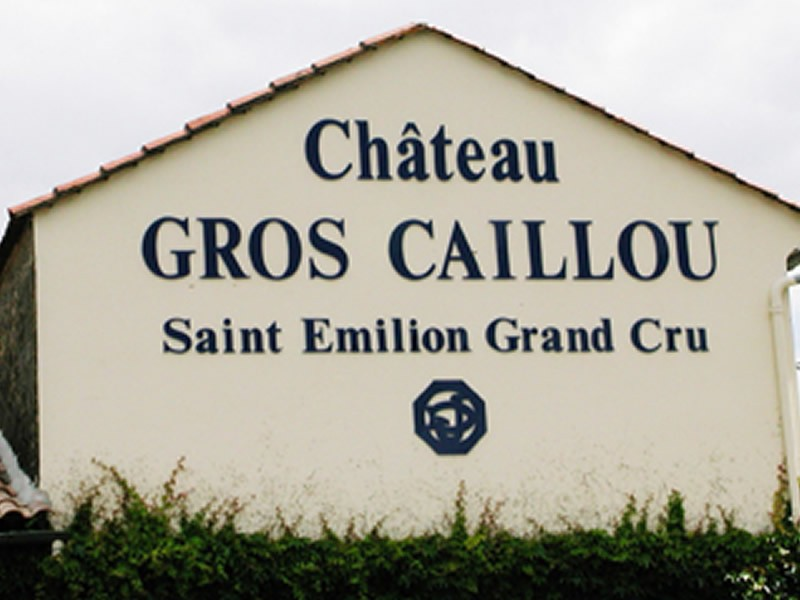 Château Haut Gros Caillou